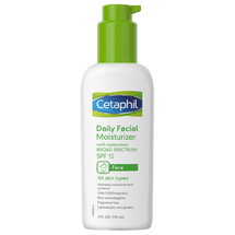 Daily Facial Moisturizer SPF 15 by cetaphil