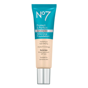 Protect & Perfect Advanced All In One Foundation by no7