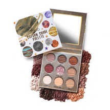 Saturn Shade Palette 9 Color Palette by Dito Cosmetics