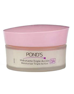 Triple Action Moisturiser  by ponds