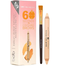 60 Seconds to Contour Brows Kit by billion dollar brows