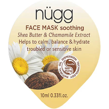 Soothing Face Mask Shea Butter Chamomile Extract by nugg
