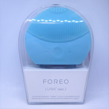 Luna2 Cool Customizable Face Brush Mint by foreo