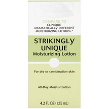 Value Products Distinctively Unique Moisturizing Lotion Compare To by equate