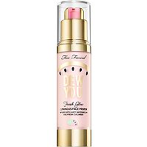 Dew You Fresh Glow Luminous Face Primer by Too Faced