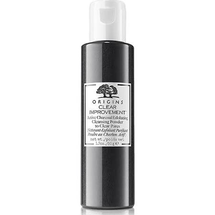 Clear Improvement Active Charcoal Exfoliating Cleansing Powder To Clear Pores by origins