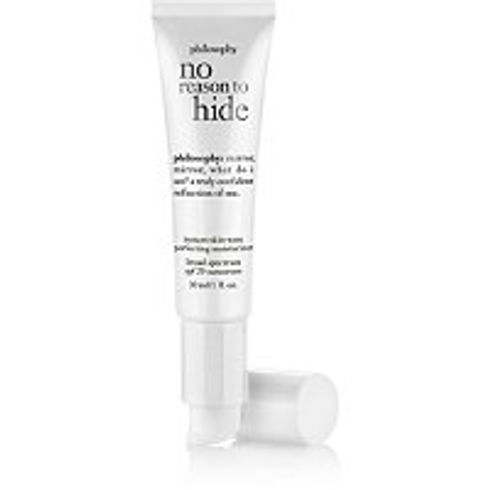 No Reason To Hide Instant Skin-Tone Perfecting Moisturizer by philosophy #2