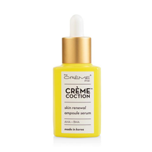 Skin Renewal Ampoule Serum - Cremecoction AHA + BHA by The Creme Shop
