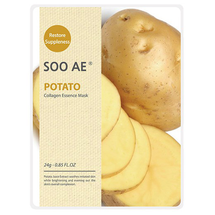 Restore Suppleness Collagen Essence Mask by soo ae