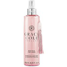 Wild Fig Pink Cedar Body Mist by grace cole