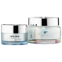 IT's Your Skincare Power Pair! Best-Selling Moisturizer & Eye Cream Duo by IT Cosmetics
