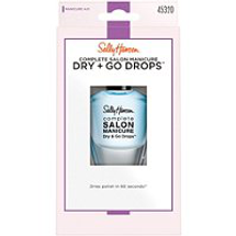 Salon Manicure Dry Go Drops by Sally Hansen