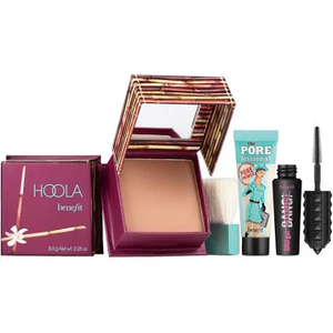 Primer, Bronzer & Mascara Set by Benefit