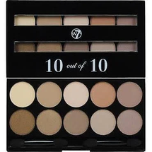 10 Out Of 10 Eyeshadow Palette by w7