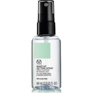 Make Up Setting Spray by The Body Shop