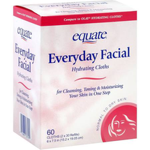 Everyday Facial Hydrating Cloths by equate