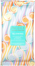 Glowing Makeup Removing Wipes by pacifica