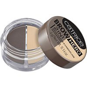 Brow Hero 2-In-1 Brow Pomade & Camouflage by Catrice Cosmetics