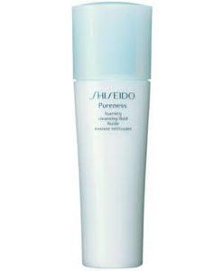 Pureness Foaming Cleansing Fluid by Shiseido