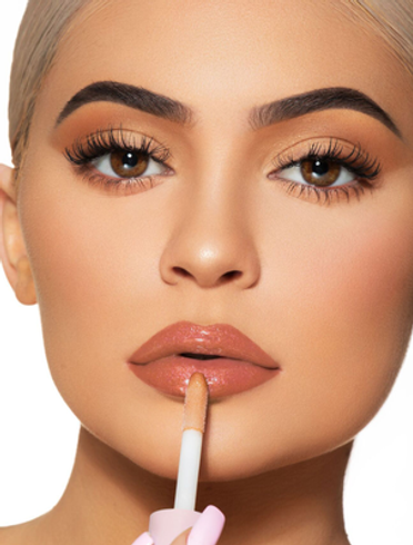 Kylie's Coconut + Yesss Girl High Gloss Combo by Kylie Cosmetics #2