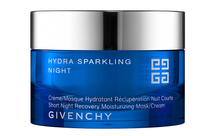 Hydra Sparkling Night Cream Mask by Givenchy