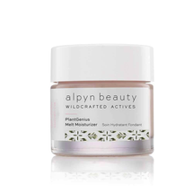 PlantGenius Melt Moisturizer by Alpyn Beauty