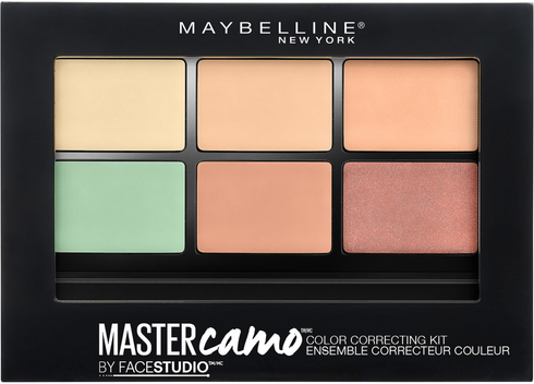 Facestudio Master Camo Color Correcting Kit - Light by Maybelline #2