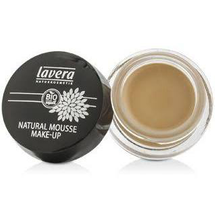 Natural Mousse Make Up Cream Foundation 01 Ivory by Lavera