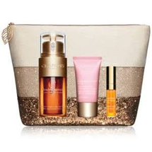 Double Serum Multi Active Collection Set by Clarins