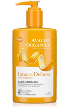 Organics Intense Defence Cleansing Gel by avalon