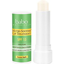 Nutri-Soothe SPF 15 Lip Treatment by babo botanicals
