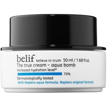True crem agua bomb by Belif