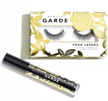 "Natural Look ""Dollies"" False Lashes + Oil-Free Mascara: All-In-One Kit by Beautygarde"