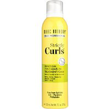 Strictly Curls In Treatment Foam by marc anthony