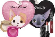 Too Faced x KVD Better Together Heart Bag Set by Too Faced