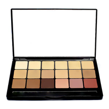 HD Glamour Creme Super Palette - Cool by graftobian