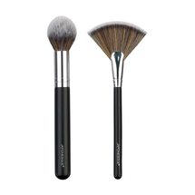 Must-Have Highlighting Duo Brush Set by japonesque