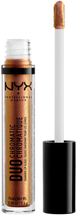 Duo Chromatic Lip Gloss by NYX Professional Makeup