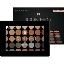 Icon Pro Palette - Smoke & Mirrors by Absolute
