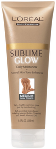Sublime Glow Daily Moisturizer And Natural Skin Tone Enhancer by L'Oreal