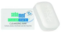 Clear Face Anti-pimple Cleansing Bar by sebamed