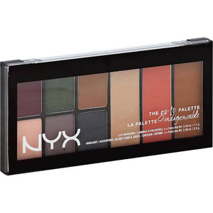 Go-To Palette - Bon Voyage by NYX Professional Makeup