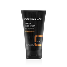 Charcoal Face Wash Skin Clearing by every man jack