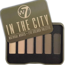 In The City Natural Nudes Eye Shadow Palette by w7