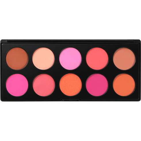Professional Blush - 10 Color Blush Palette by BH Cosmetics #2