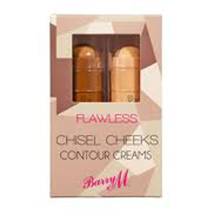 Chisel Cheeks Contour Creams by Barry M