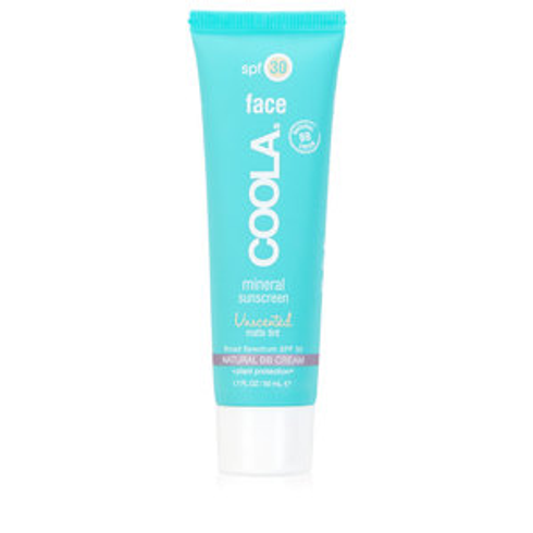 Mineral Face Matte Tint Moisturizer SPF 30 by coola