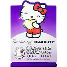 The Creme Shop x Sanrio Characters Hello Kitty Ready Set Glow Sheet Mask by The Creme Shop