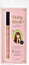 Liquid Eyeliner by dolly wink