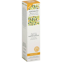 Brightening Lash + Lid Make-Up Remover by andalou naturals